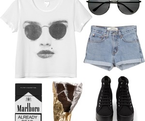casual, clothes, and cool image