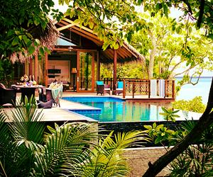 pool, house, and beach image