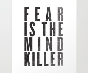 fear, killer, and mind image