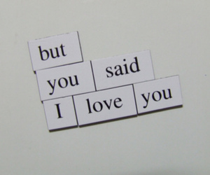 love and text image