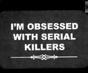 serial killer and murder image
