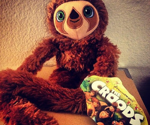 belt, toy, and the croods image