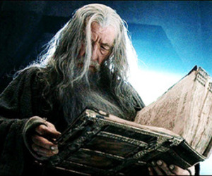 gandalf, the lord of the rings, and LOTR image