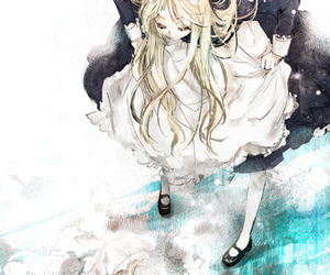 anime, art, and alice image