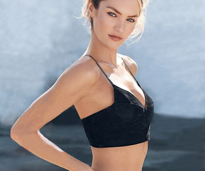 model, candice swanepoel, and Victoria's Secret image