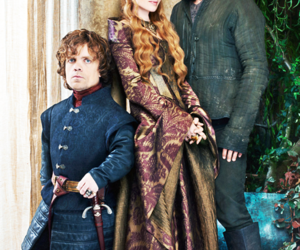 game, lanisters, and game of thrornes image