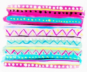 colorful, pattern, and tribal image