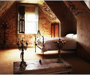 attic, ceiling, and inredning image