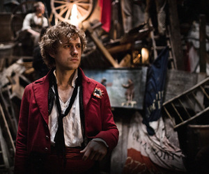 les miserables, enjolras, and aaron tveit image