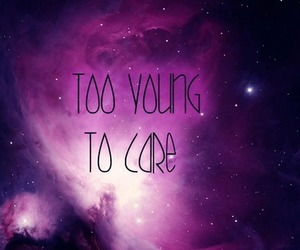 young, galaxy, and care image