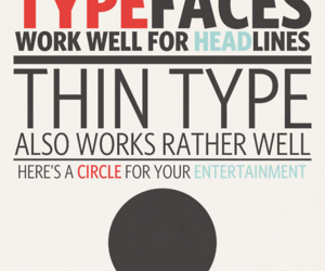 typography, design, and type image
