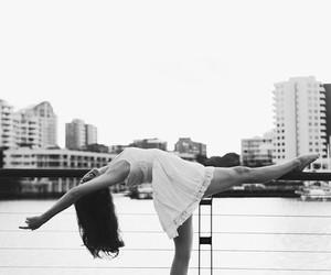 dance and girl image
