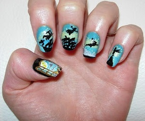 nails and peter pan image