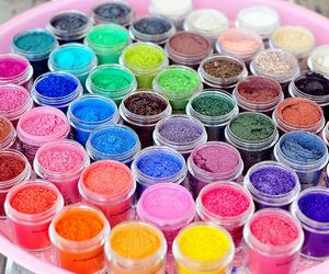 colors, colorful, and mac image