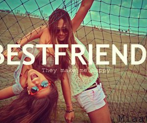 fun, happy, and bestfriends image