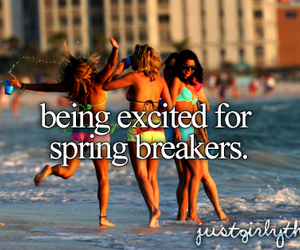 spring breakers, beach, and selena gomez image