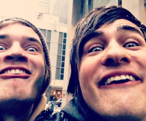 face, funny, and smosh image