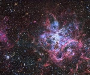 beautiful, stars, and universe image