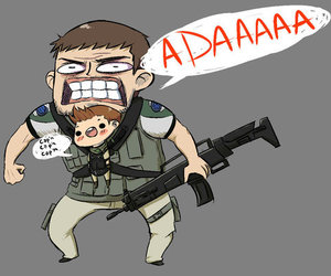 chris redfield image