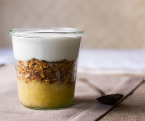 banana, coconut, and dessert image