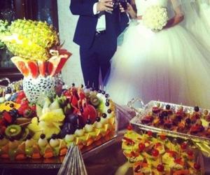 fruit, wedding, and food image