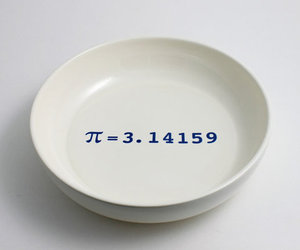 art, math, and pi image