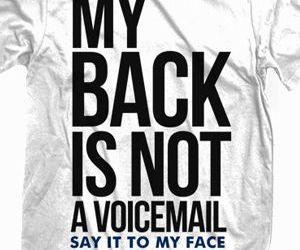 quote, text, and voicemail image