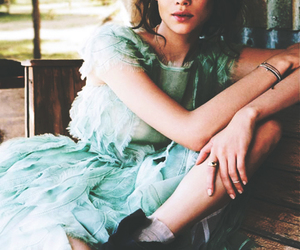 girl, astrid bergès-frisbey, and model image