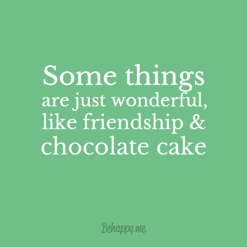 chocolate, friendship, and sweet image