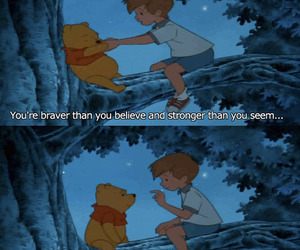 pooh and christopher robin image