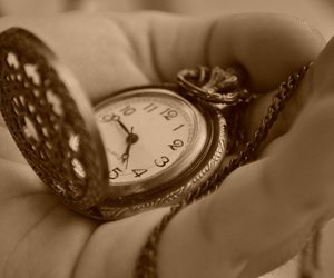 sepia and vintage image