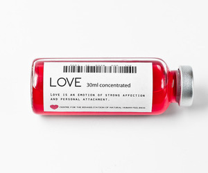 love, red, and drugs image