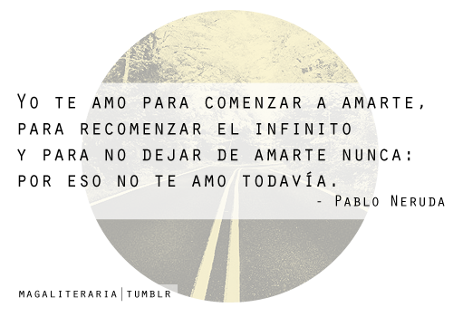 53 Images About Poetry On We Heart It See More About Frases Pablo