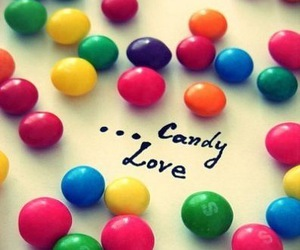 candy and love image