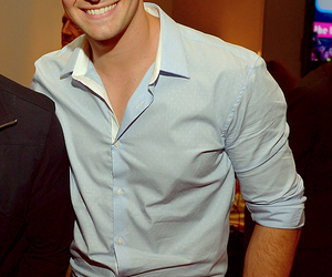 sexy, smile, and james maslow image