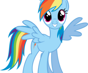 rainbow dash image