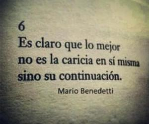 frases, benedetti, and love image