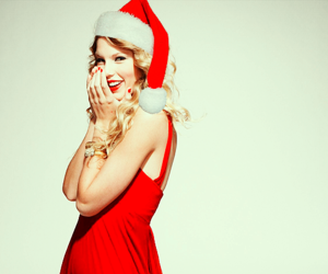 christmas, Taylor Swift, and girl image