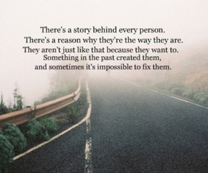 quotes, story, and text image
