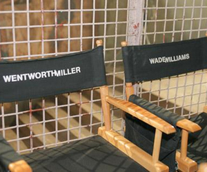 prison break, wentworth miller, and wade williams image