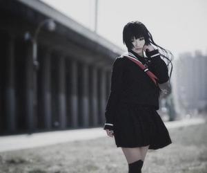 cosplay, anime, and jigoku shoujo image