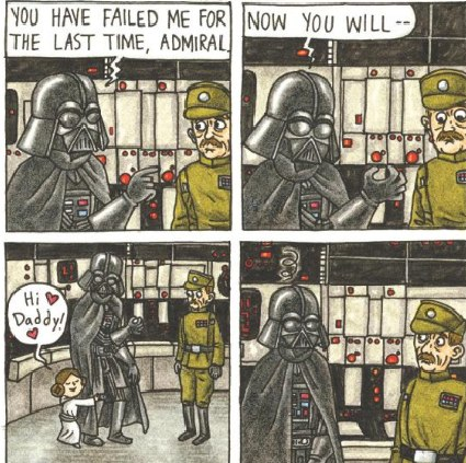 5457f12e8 Image about darth vader in Star Wars by Honeylovesyou