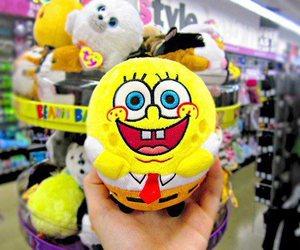 cute, spongebob, and photography image
