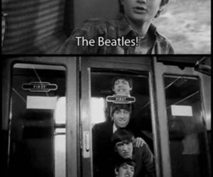 harry potter, the beatles, and beatles image