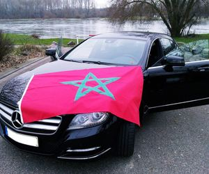 morocco and mercedes image
