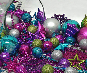 christmas and colorful image
