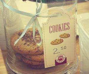 Cookies, food, and jar image