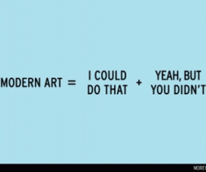modern art, text, and quotes image