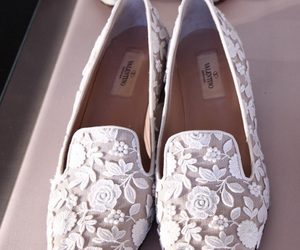 beige, lace, and shoes image