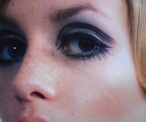 twiggy, eyes, and model image